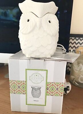 Scentsy Warmer Whoot Boxed