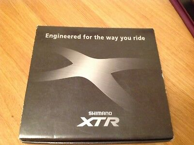 Shimano XTR SLM970 9 Speed Shift Levers Pair, New, Mint, Never Fitted