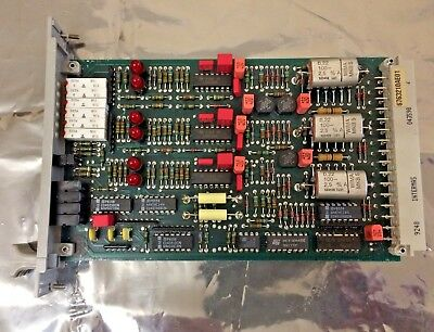 AEG 6763210 AE01 UPS 3 Phase Monitoring Card 400Hz 6763210AE01 PCB