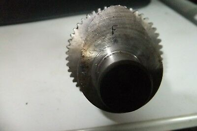 Ariel camshaft assembly  F cam  LF, LG, NG, VG and W/NG models from 1934 to 1945