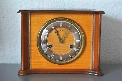 Smiths TOSCA vintage mantle clock. Made in Great Britain. Working order
