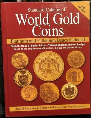 Standard Catalog of World Gold Coins 5th Edition