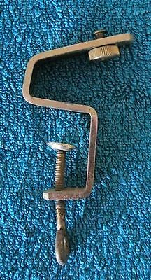 Original Table Clamp for Brother Ribbing Attachment