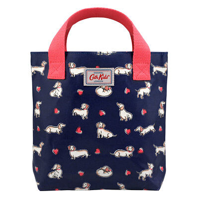 Cath Kidston Kids Mono Dog Heart Children Animal Print Handbag