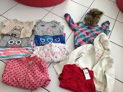 Girls Size 6 Winter Bundle