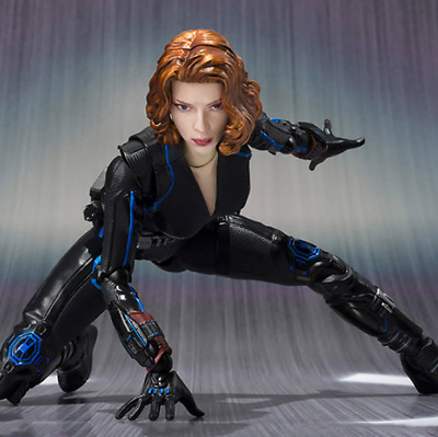 Black Widow S.H.Figuarts SHF Marvel The Avengers Age of Ultron Figur Figuren Neu