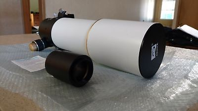 "90MM F/5.5 2"" Achromatic Refractor OTA  + T Adapter and Soft case"