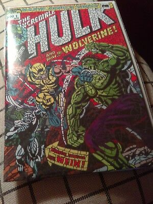 HULK #181 SHATTERED VARIANT HUNT FOR WOLVERINE #1 NM SOLD OUT On hand RIGHT NOW!