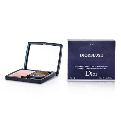 Christian Dior DiorBlush Vibrant Colour Powder Blush (# 829 Miss Pink) 7g/0.24oz