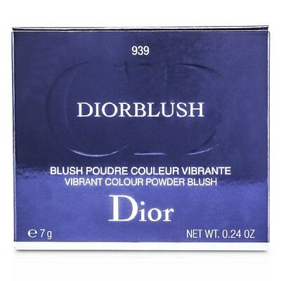 Christian Dior DiorBlush Vibrant Colour Powder Blush (# 939 Rose Libertine)