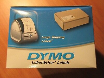 1 x Genuine DYMO SD30256 Large Shipping Labels 59 x 102mm LabelWriter 300 Labels