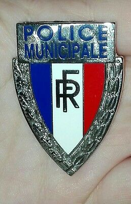Pin's Police Nationale