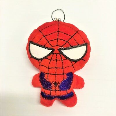 Amazing Spiderman Homecoming Marvel Kids Toy Spider-man Keyring Mobile Phone AU