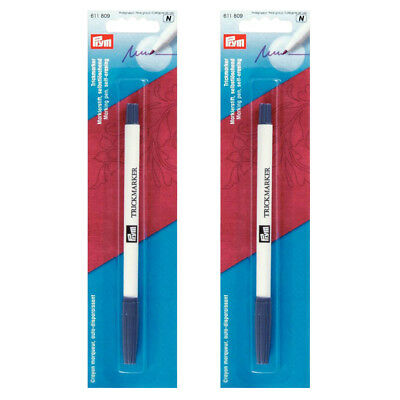 Prym Trick Marker Self-erasing - Double Pack