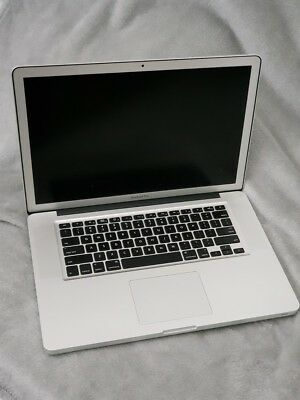 Macbook Pro 15inch: High Res + Core i7 2.2GHz + 120GB SSD + 1TB HDD + 8GB DDR3