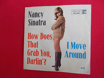 "Nancy Sinatra - How Does That Grab You, Darlin' ?(7"" Single,1966, Z= sehr gut- )"