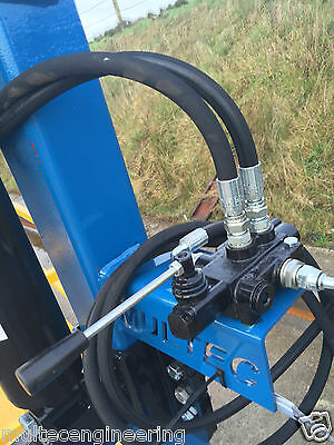 One Lever Hydraulic Control Valve (Post Driver Log Splitter)
