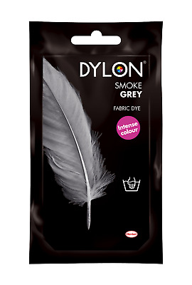 Dylon 50g Smoke Grey Hand Dye