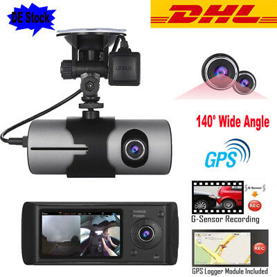 GPS Dashcam Autokamera Blackbox Car Camcorder Video Registrator Taxi Camera DVR
