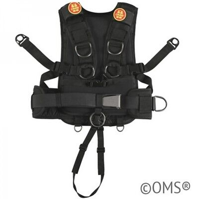 OMS IQ Travel Backpack Harness-System - Gr. M-L