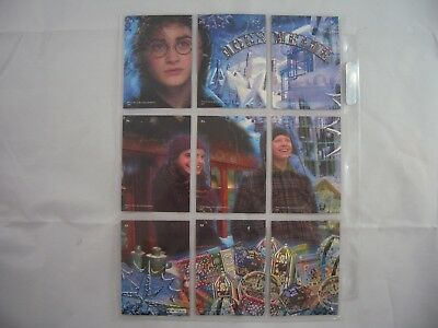 Harry Potter & The Prisoner of Azkaban R1-R9 Trading Card Set