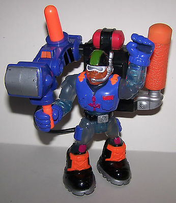 Rocky Canyon - Rescue Heroes #78379 Fisher-Price c.2002 Mattel