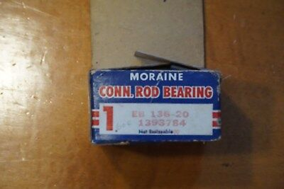 Buick Moraine connecting rod bearing part # 1393906