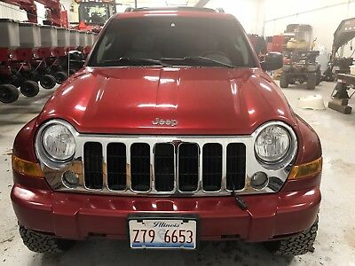 2006 Jeep Liberty Limited 2006 Jeep Liberty Limited CRD (Common Rail Diesel)
