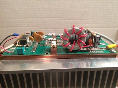 Linear Amplifier HF 1500 Watt PEP