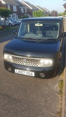 Nissan Cube (2007) ONLY BID IF SERIOUS