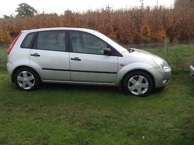 Ford Fiesta 1.4 Tdci Diesel Breaking For Spares All Parts Available
