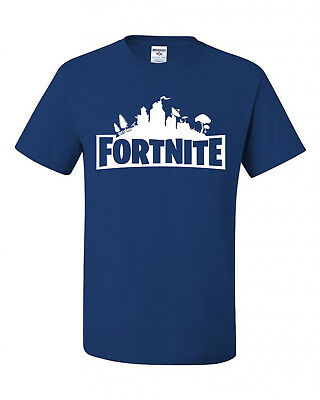 NEW! FORTNITE T-shirts All Colors ALL Sizes Adults Kids Unisex S-5XL