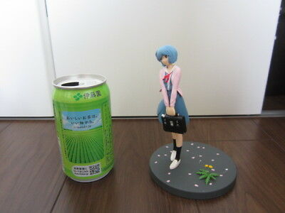 USED Evangelion Rei Ayanami Figure free shipping from Japan