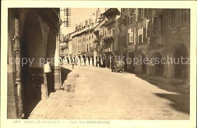 11936057 Lons-le-Saunier Jura Rue du Commerce Collection Le Jura Lons-le-Saunier