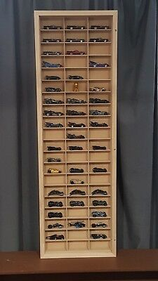 Diecast Display 60 car 1:64 scale