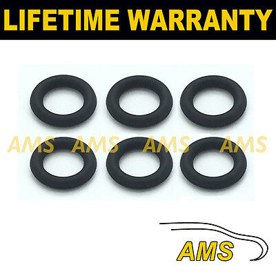 FOR VAUXHALL 1.7 DIESEL INJECTOR LEAK OFF ORING SEAL SET 4 VITON RUBBER UPGRADE