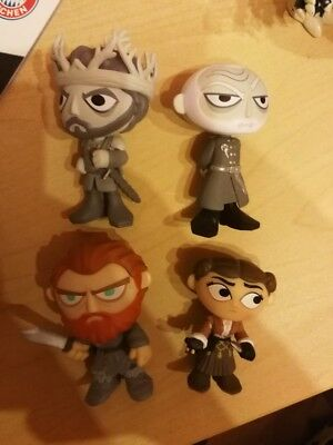 Mistery Minis Game of Thrones