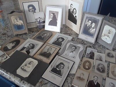 Vintage Photos Lot of 50+