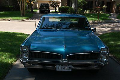 1967 Pontiac Tempest Custom 1967 Pontiac Tempest Custom-Could be restored to GTO