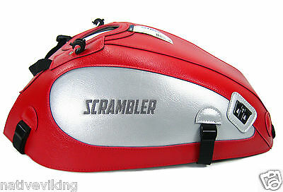 BAGSTER TANK PROTECTOR COVER Ducati SCRAMBLER ICON 2015 red for Bagster Tankbag