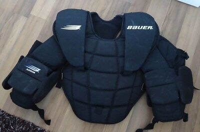 Bauer Brustpanzer Goalie Junior Gr. Large