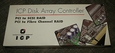 ICP Vortex GDT7543RN Raid-Controller - 64bit - PCI to Ultra-160 SCSI Disk Array
