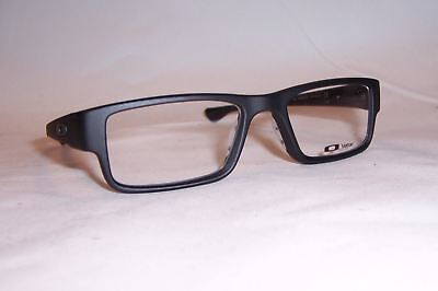 NEW OAKLEY EYEGLASSES AIRDROP OX 8046 8046-01 BLACK 51mm RX AUTHENTIC 804601