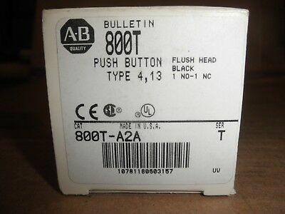 Allen Bradley Push Button