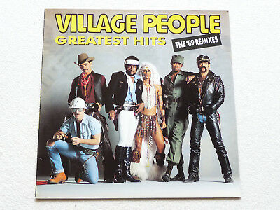 Village People - Greatest Hits / The '89 Remixes