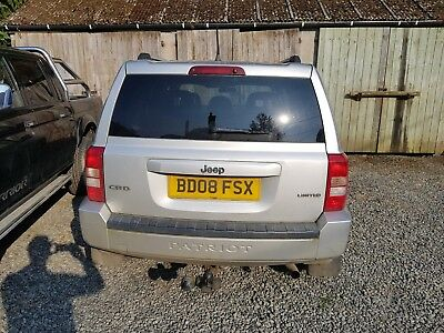 jeep patriot Spares and Repairs