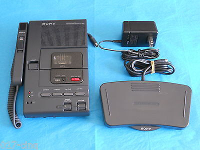 Sony SONM2020A, M2020 Desktop Micro Cassette Transcriber ***Refurbished***