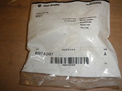 Allen Bradley Push Button Head