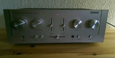 Superscope by Marantz A-530 ,,Super Vintage""