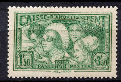 Timbre FRANCE n° 269  neuf *